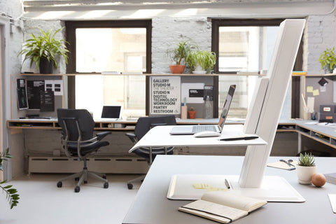 Humanscale QuickStand Eco - Laptop - ContractWorld Furniture