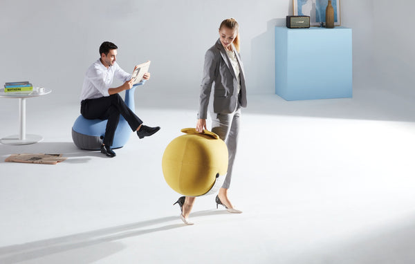 Samu Stool with Tail-Table - ContractWorld Furniture