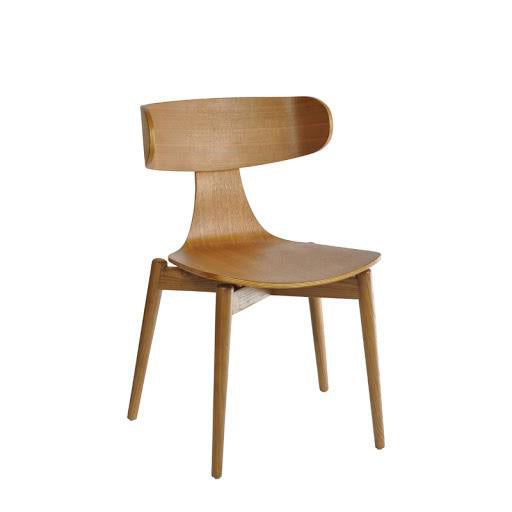 Tattoo Chair with Wooden Legs - ContractWorld Furniture