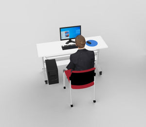 Apo Multi-Purpose Office Table - ContractWorld Furniture