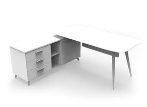Spark Office Table - ContractWorld Furniture