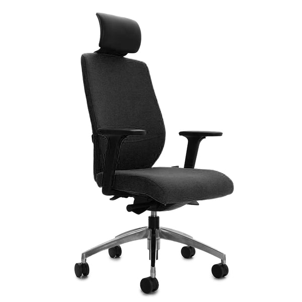 Yoke Task Chair with Headrest - ContractWorld Furniture