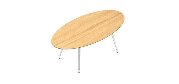 i-Varna Oval Meeting Table - ContractWorld Furniture