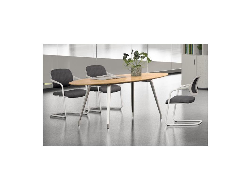 i-Varna Oval Office Meeting Table - ContractWorld Furniture
