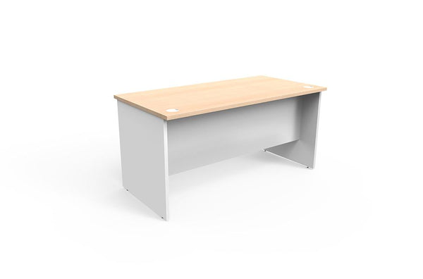 Natural Staff Office Desk - ContractWorld Furniture