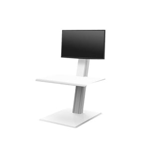 QuickStand Eco, Single Monitor - ContractWorld Furniture