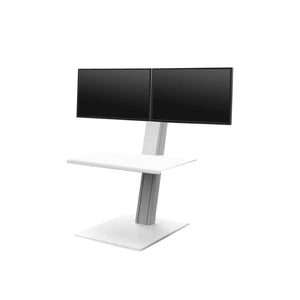 QuickStand Eco, Dual Monitor - ContractWorld Furniture