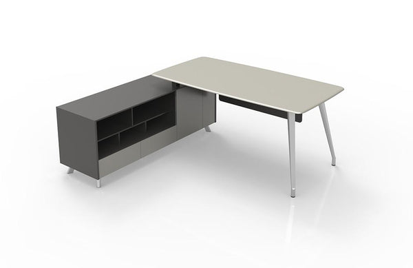 Varna Executive Office Desk - ContractWorld Furniture