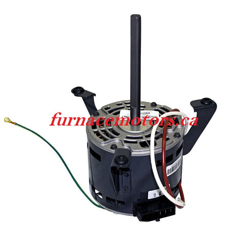 Carrier / Bryant 14B0011N01 1/10 HP 208/230 V 1 PH 1680 RPM 3 Speed Furnace Blower Motor