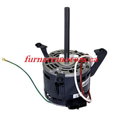 Carrier / Bryant OEM Part No. 14B0011N01 1/10 HP Furnace Blower Motor 208/230 V 1 PH 1680 RPM 3 Speed in Canada