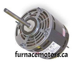1/2 HP - 115V Direct Drive Furnace Blower Motor Canada