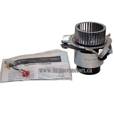 Carrier Inducer Motor 326628-763
