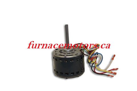 Carrier / Bryant Part# HC41AE117 Furnace Blower Motor 1/3 HP 115V 1075 RPM