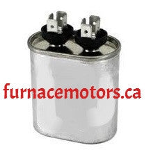 4uf - Run Capacitor Single 370V Canada