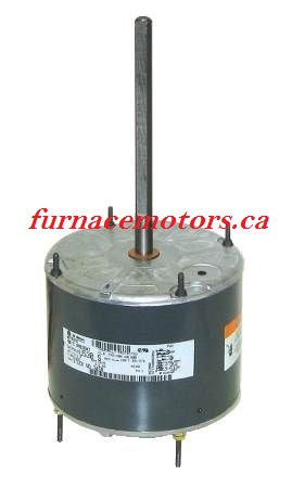 GE 3459 Condenser Multi-Fit Fan Motor 1/8 - 1/3 HP, 230/1 825 RPM  $159.99