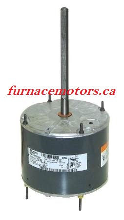 GE 3469 Condenser Multi-Fit Fan Motor 1/6 - 1/3 HP, 230/1 825 RPM  $198.99