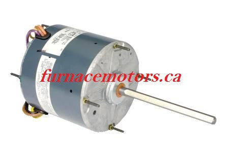 GE 3735 3/4 HP 1075 RPM 230 Volts Condenser Fan Motor Air Conditioner