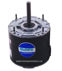 Multi Fit Condensor Fan Motor 1/4, 1/5, 1/6 HP Canada