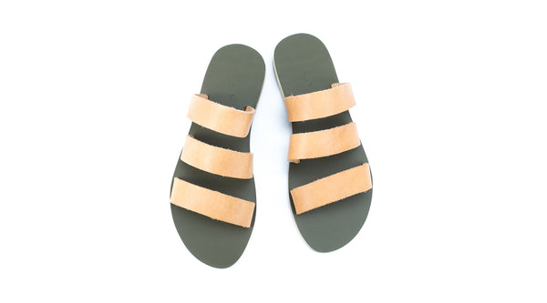 ANTIPAROS - ARMY GREEN/TAN