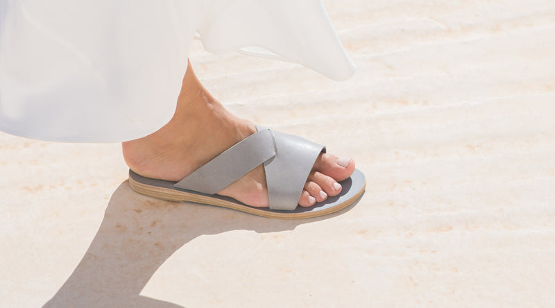 GIOURA - LIGHT GREY/LIGHT GREY