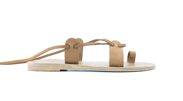 THYMAINA - LIGHT BROWN/LIGHT BROWN SUEDE