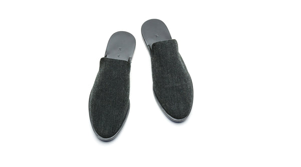 METHONI - BLACK/ASH BLACK COTTON