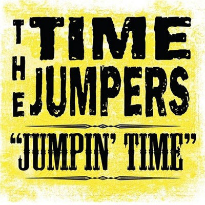 time jumpers jumpin time CD