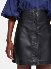 Load image into Gallery viewer, ALLY LEATHER SKIRT