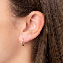 Load image into Gallery viewer, UMA EARRING GOLD PLATED
