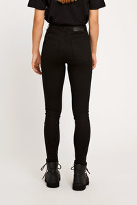 MARILYN A STAY BLACK JEANS