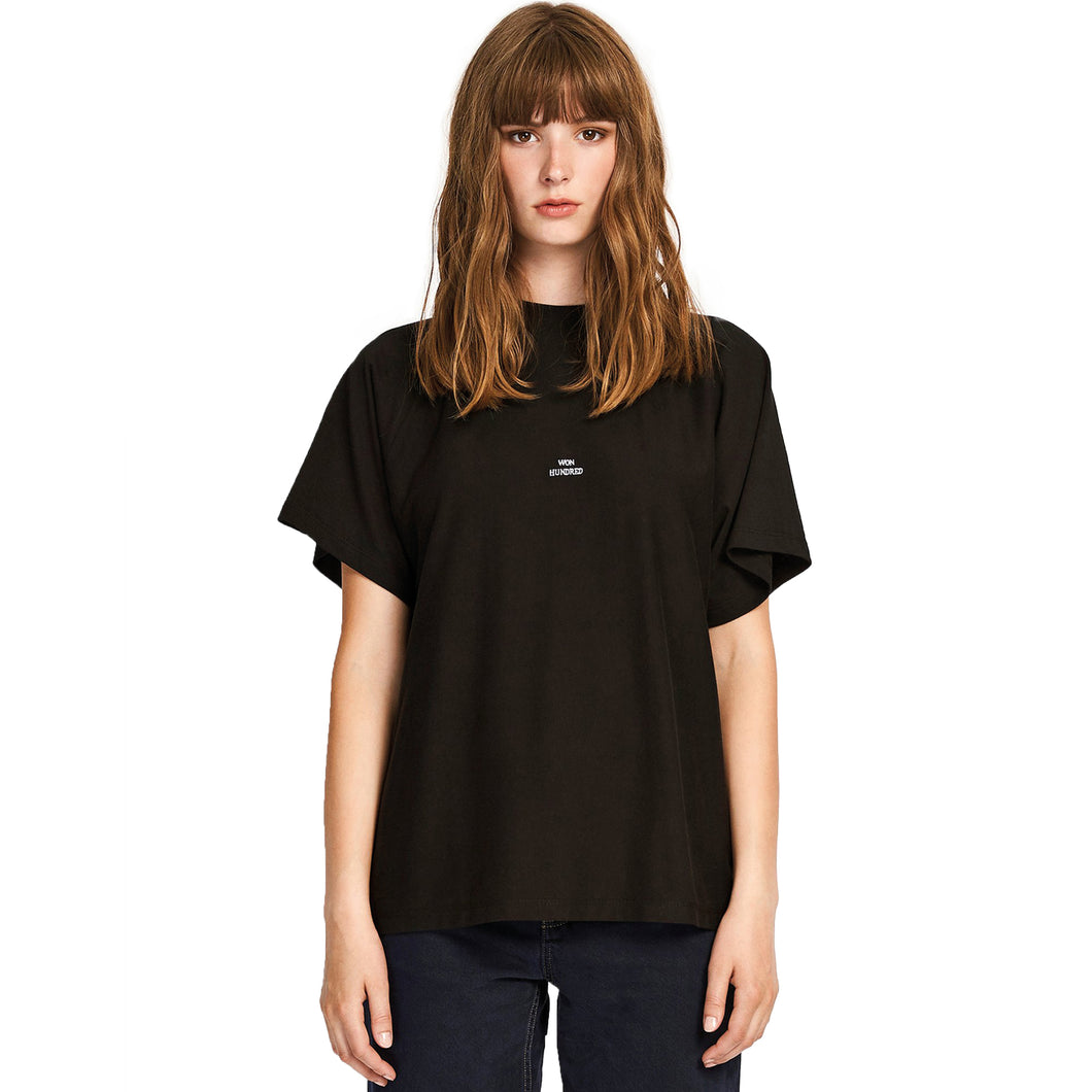 BROOKLYN LOGO T-SHIRT BLACK