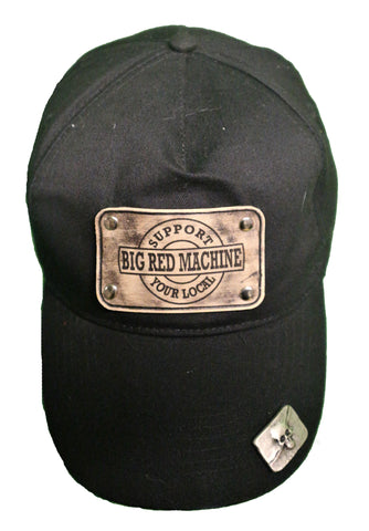 "81 Support Cap ""SUPPORT YOUR LOCAL BIG RED MACHINE"" - REDANDWHITESTORE"