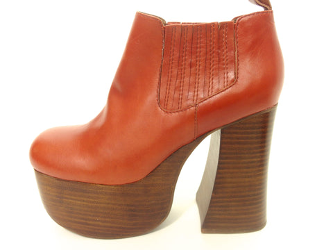 Amazing 70s/90s Style Sky High Platform Ankle Boots