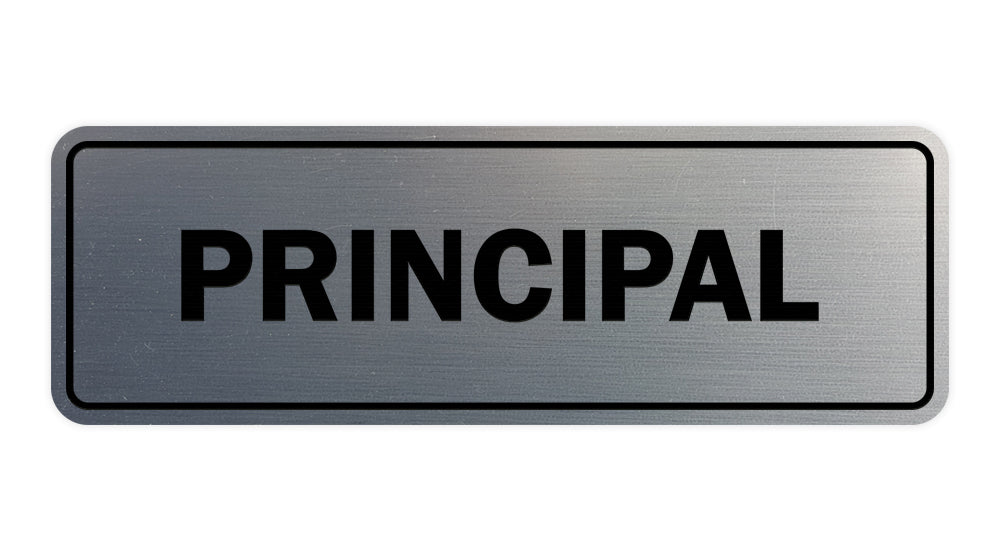Signs ByLITA Standard Principal Sign
