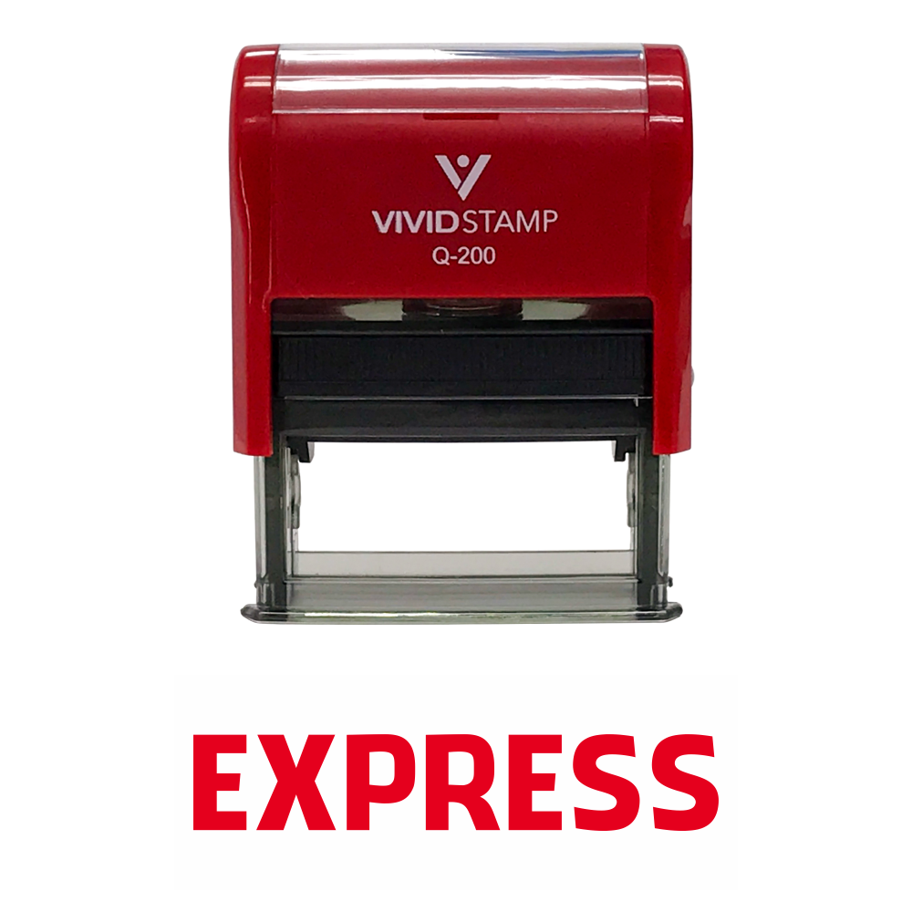 Basic EXPRESS Self Inking Rubber Stamp