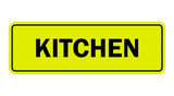 Signs ByLITA Standard Kitchen Sign