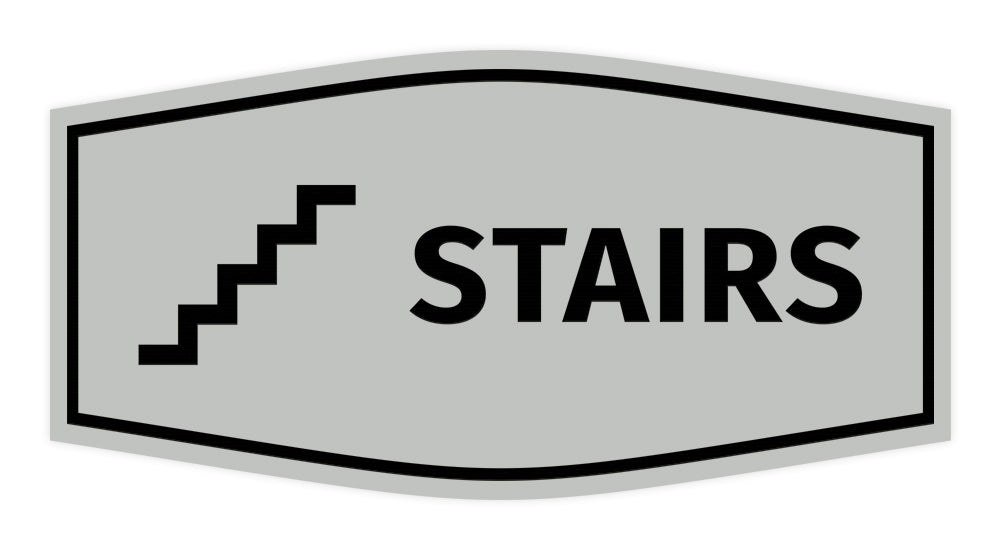 Signs ByLITA Fancy Stairs Sign