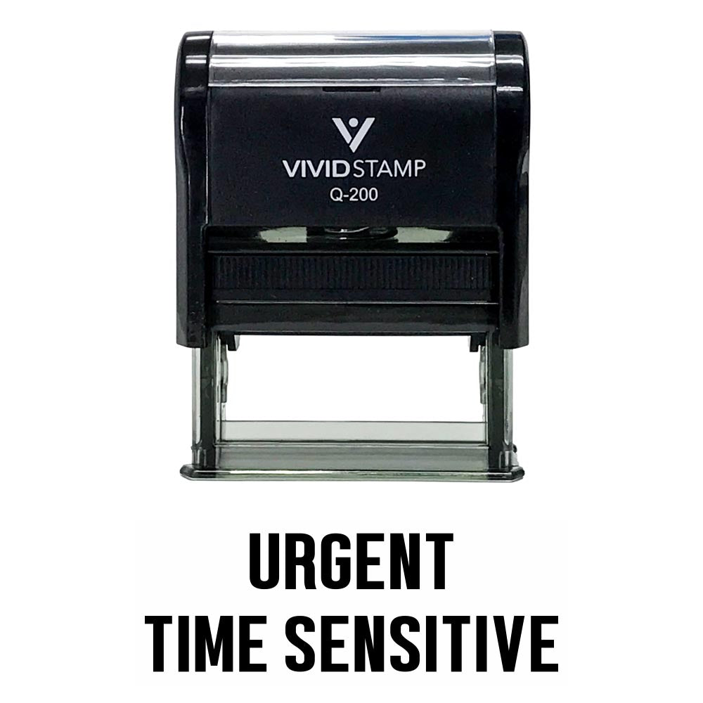 URGENT TIME SENSITIVE Stamp