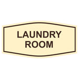 Fancy Laundry Room Sign