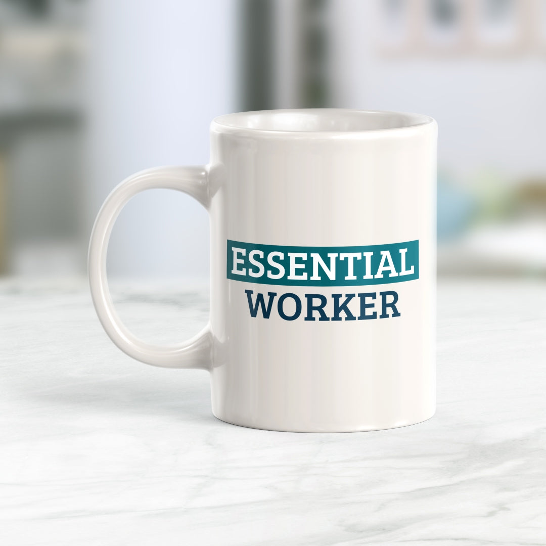 Essential Worker 11oz Coffee Mug