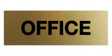 Signs ByLITA Basic Office Sign