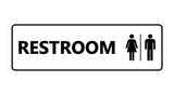 Standard All Gender Restroom