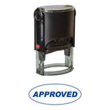 Approved Oval Office Self-Inking Office Rubber Stamp