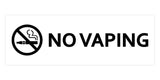 Signs ByLITA Basic No Vaping Sign