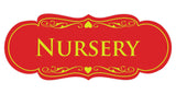 Signs ByLITA Designer Nursery Sign