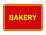 Signs ByLITA Classic Bakery Sign