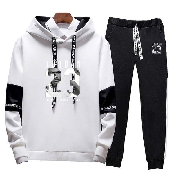 Jordan Jogger Set - T.CH.-The Chicago Hustle-