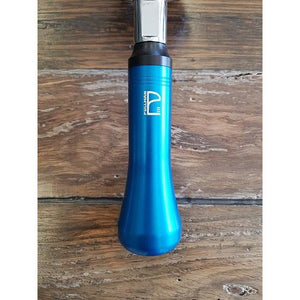 Blue Portafilter Handle