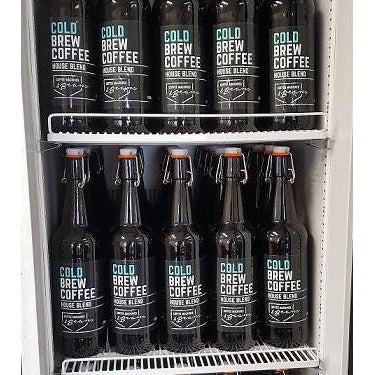 Cold Brew Coffee Concentrate 750ml - 30 Shots/Bottle