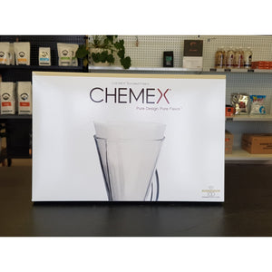 Chemex Bonded Filters 100pk - Half Circle 3 Cup Chemex